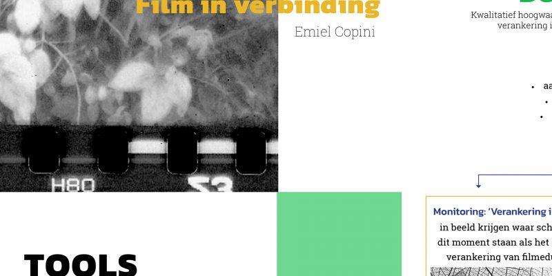 Emiel Copini Filmhub Tool